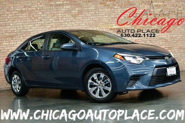 Photo 2016 Toyota Corolla LE Plus - 1.8L 4-CYL ENGINE FRONT WHEEL DRIVE GRAY CLOTH INTERIOR BACKUP CAMERA BLUETOOTH LED HEADLIGHTS CLIMATE CONTROL