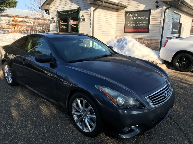 Photo 2013 Infiniti G Coupe 2dr Journey RWD