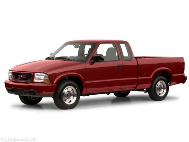 Photo 2001 GMC Sonoma Truck Extended Cab