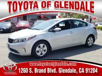 Used 2018 Kia Forte, Glendale, CA, Toyota of Glendale Serving Los Angeles