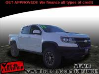 Used 2018 Chevrolet Colorado ZR2 Truck Crew Cab | TOTOWA NJ | VIN: 1GCGTEENXJ1225948