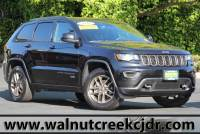 Certified Used 2016 Jeep Grand Cherokee 75th Anniversary Edition Sport Utility 4D SUV in Walnut Creek