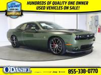 2018 Dodge Challenger R/T 392 Coupe Rear-wheel Drive