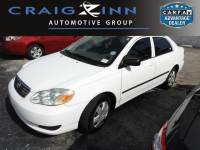 Pre Owned 2007 Toyota Corolla 4dr Sdn Auto CE (Natl) VIN2T1BR32E47C758870 Stock Number9613401