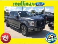 Used 2017 Ford F-150 XLT Sport W/ NAV, Remote Start, Reverse Sensing Truck SuperCrew Cab V-6 cyl in Kissimmee, FL
