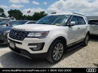 2017 Ford Explorer Limited Sport Utility