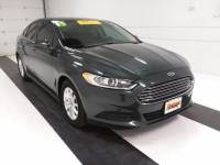 2015 Ford Fusion 4DR SDN S FWD Sedan