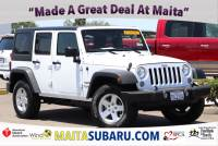 Used 2016 Jeep Wrangler Unlimited Sport Available in Sacramento CA