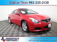 Used 2010 Nissan Altima 2.5 S Coupe