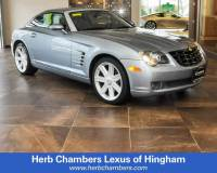Pre-Owned 2004 Chrysler Crossfire 2dr Cpe Coupe in Sudbury, MA