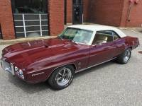 1969 Pontiac Firebird -MUSCLE CAR With AC-RELIABLE- REAL NICE-SEE VIDEO