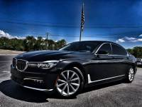 Used 2016 BMW 740i LOADED 1 OWNER CARFAX CERT