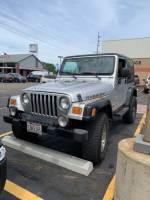 2005 Jeep Wrangler Rubicon SUV
