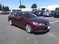 Used 2014 Honda Accord EX-L Sedan For Sale in Fairfield, CA