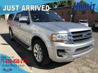 2017 Ford Expedition EL Limited EcoBoost