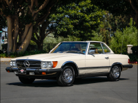 1984 Mercedes-Benz 380 Series 2dr Roadster 380SL