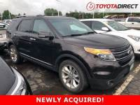 2013 Ford Explorer Limited SUV 4x4