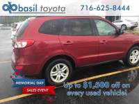 2011 Hyundai Santa Fe GLS SUV All-wheel Drive