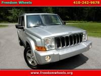2010 Jeep Commander Sport 4WD