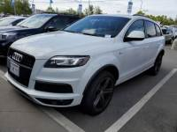 Used 2015 Audi Q7 3.0T S Line Prestige for sale in Fremont, CA