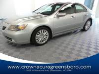 Pre-Owned 2012 Acura RL 3.7 in Greensboro NC