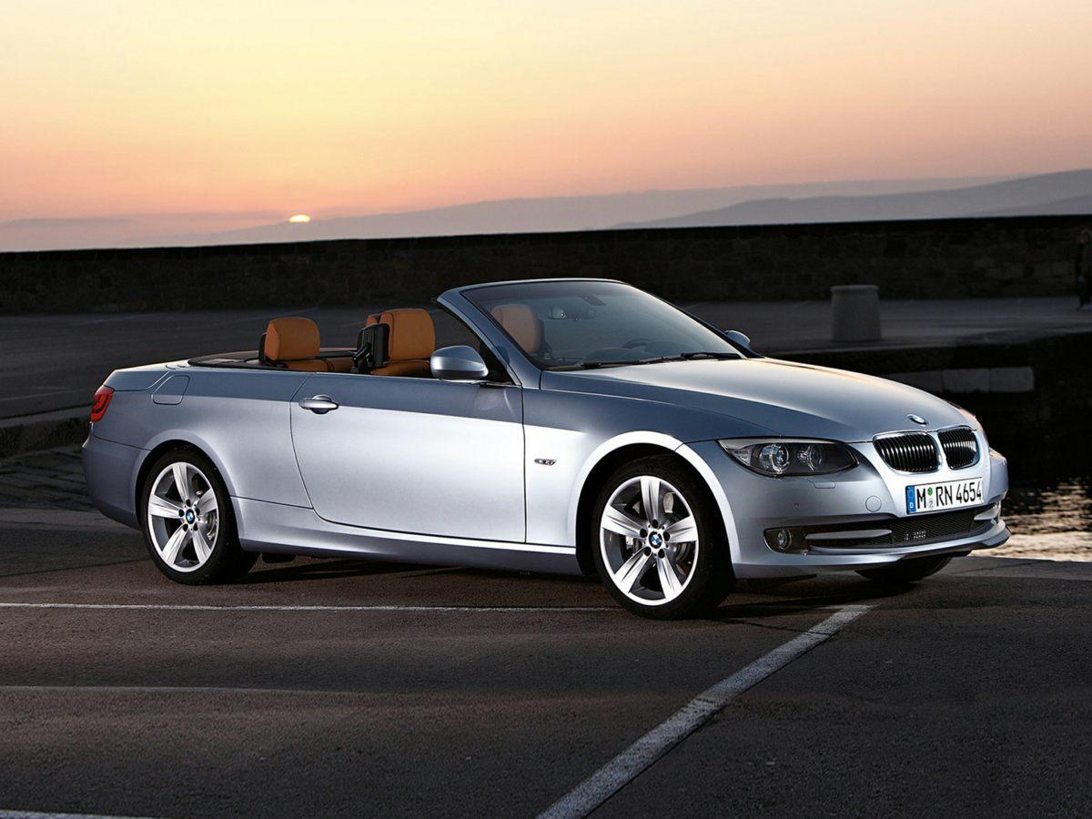 Photo 2012 BMW 3 Series 335i Convertible