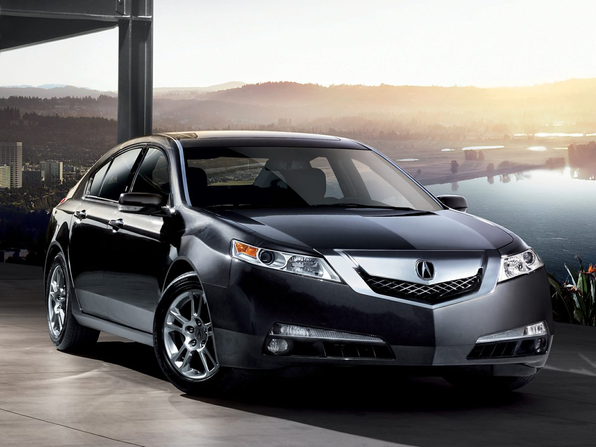 Photo Used 2009 Acura TL 3.5 in West Palm Beach, FL