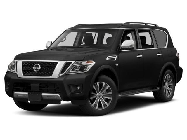 Photo Pre-Owned 2019 Nissan Armada SL SUV For Sale in Raleigh NC