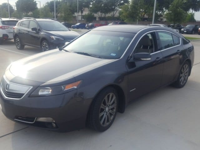Photo Used 2014 Acura TL Special Edition For Sale Grapevine, TX