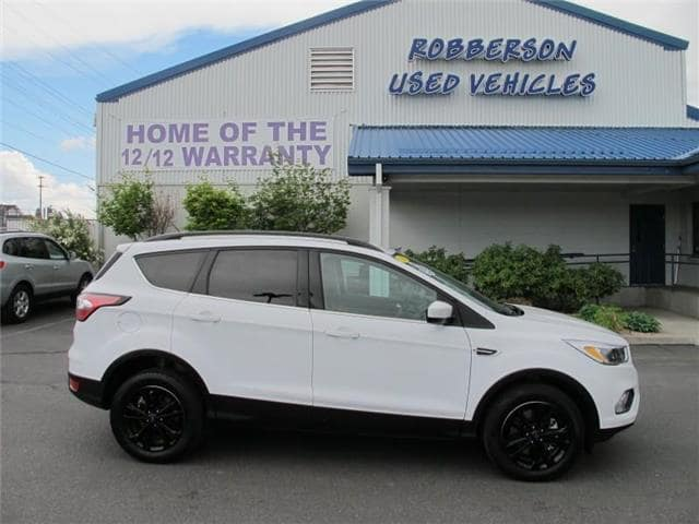 Photo Used 2018 Ford Escape SE 4x4 SUV For Sale Bend, OR