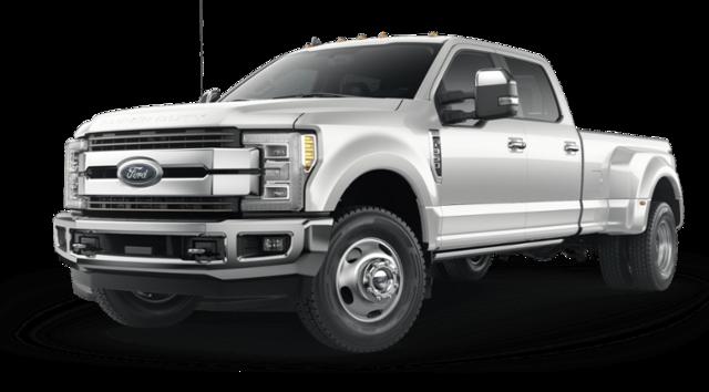 Photo 2019 Ford Superduty F-350 King Ranch Truck Crew Cab Power Stroke V8 Turbo Diesel engine