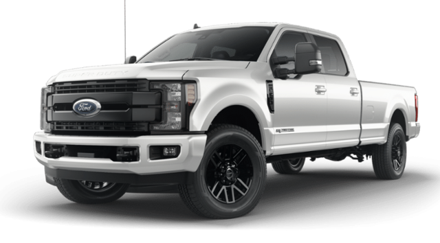 Photo 2019 Ford Superduty F-350 Lariat Truck Crew Cab Power Stroke V8 Turbo Diesel engine