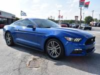 2017 Ford Mustang Coupe Rear-wheel Drive