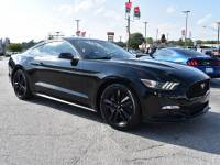 2016 Ford Mustang Coupe Rear-wheel Drive