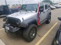 2012 Jeep Wrangler Unlimited 4WD 4dr Sport Sport Utility for Sale in Mt. Pleasant, Texas