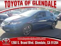 Used 2014 Honda Civic, Glendale, CA, Toyota of Glendale Serving Los Angeles