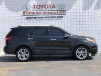 Pre-Owned 2015 Ford Explorer Limited SUV Front-wheel Drive in Brandon MS