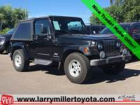 Used 2005 Jeep Wrangler For Sale | Peoria AZ | Call 602-910-4763 on Stock #91517A
