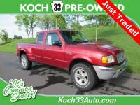 Pre-Owned 2003 Ford Ranger XLT Standard Bed 4WD