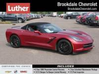 Certified Pre-Owned 2014 Chevrolet Corvette Stingray Convertible 3LT