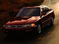 1997 Honda Accord LX Sedan