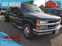 1998 Chevrolet C/K 3500 Base Crew Cab Long Bed Dually