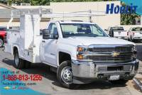 2015 Chevrolet Silverado 3500HD Work Truck Dually Duramax w/ Utility Body!