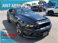 2010 Ford Mustang Shelby GT500 w/ Electronics Pkg.