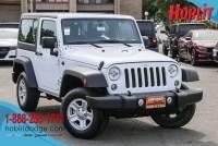 2018 Jeep Wrangler JK Sport Hard Top 4x4