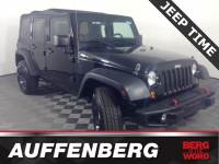 Used 2012 Jeep Wrangler Unlimited Sport SUV V6 24V VVT for sale in O'Fallon IL