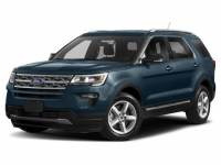 2019 Ford Explorer Limited SUV Front-wheel Drive
