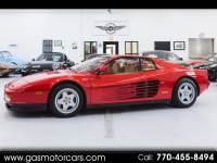 1990 Ferrari Testarossa Base