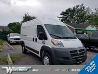Certified Used 2018 Ram Promaster Cargo Van 2500 High Roof 136 WB Long Island, NY
