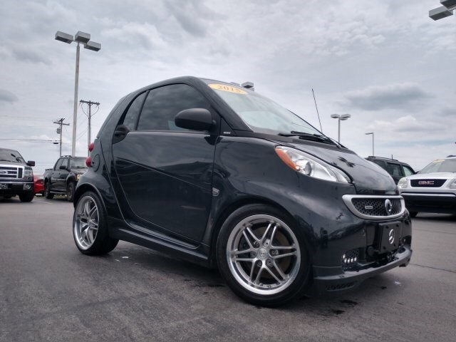 Photo 2015 smart fortwo Coupe - Used Car Dealer Serving Upper Cumberland Tennessee